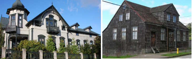 It Has Numerous Examples Of The Architecture German Colonists Late Nineteenth Century